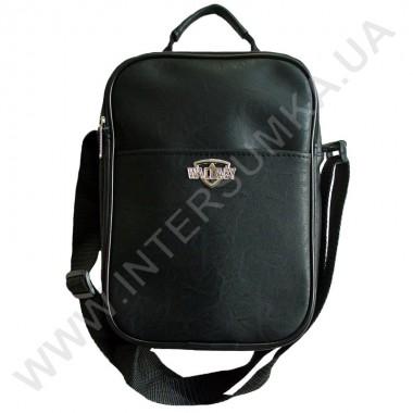 Заказать Мужская сумка (барсетка) на два отделения Wallaby 222158