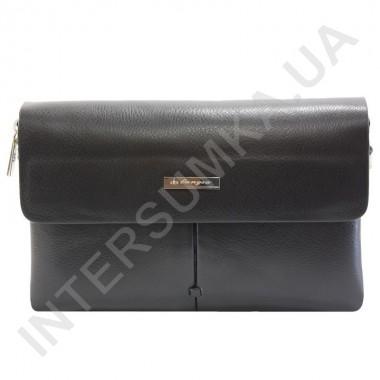 Заказать барсетка горизонтальная (клатч, портмоне) из кожзама Langsa 6676-2 с клапаном