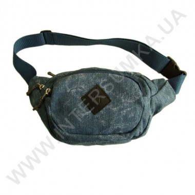 Замовити поясна сумка на 3 відділи Wallaby 2901-101 (бананка, кондукторка, пов'язка на барсетка, сумка-гаманець) в Intersumka.ua