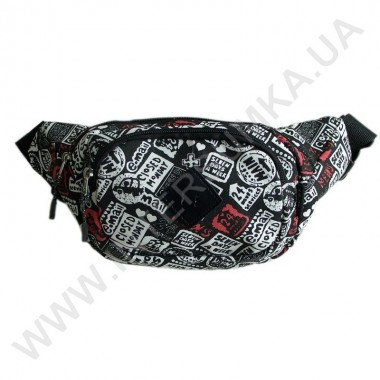 Замовити поясна сумка на 3 відділи Wallaby 2901-104 (бананка, кондукторка, пов'язка на барсетка, сумка-гаманець) в Intersumka.ua