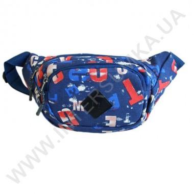 Заказать поясная сумка на 3 отдела Wallaby 2901-107(бананка, кондукторка, набедренная барсетка, сумка-кошелек)