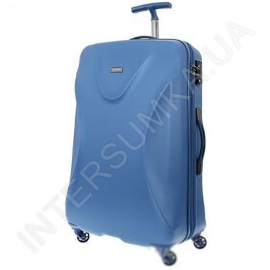 Заказать Поликарбонатный чемодан March Twist средний 0052_blue (67 литр)