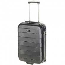 Поликарбонатный чемодан Bumper March малый 0103_black (34,5 литра)