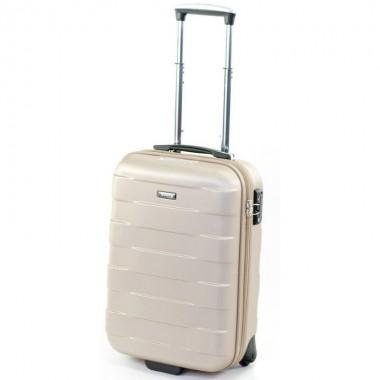 Заказать Поликарбонатный чемодан Bumper March малый 0103_gold (34,5 литра)