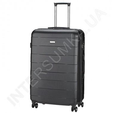 Заказать Поликарбонатный чемодан Bumper March средний 0102_black (71 литр)