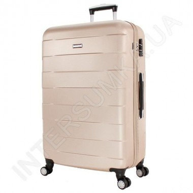 Заказать Поликарбонатный чемодан Bumper March большой 0101_gold (112 литров)