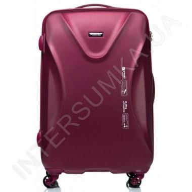 Заказать Поликарбонатный чемодан March Twist малый 0053_fiolet(40 литров)