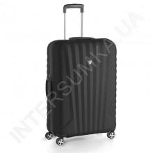 Поликарбонатный чемодан Roncato Uno SL Premium 5142/01/01 черный (80 литров)