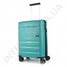 Поліпропіленова валіза CONWOOD мала PPT002/20 з розширювачем зелена (44/52 літри)