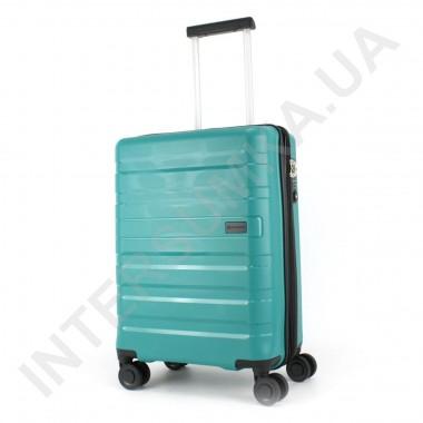 Заказать Полипропиленовый чемодан CONWOOD малый PPT002/20 с расширением зелёный (44/52 литра) в Intersumka.ua