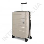 Полипропиленовый чемодан средний CONWOOD PPT002N/24 бежевый  (73 литра)
