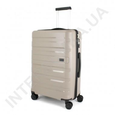 Заказать Полипропиленовый чемодан средний CONWOOD PPT002N/24 бежевый  (73 литра) в Intersumka.ua