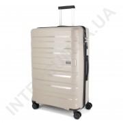 Полипропиленовый чемодан большой CONWOOD PPT002N/28 бежевый (109 литров)