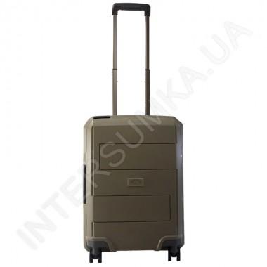 Купить Полипропиленовый чемодан Airtex малый 226/20 бежевый (39 литров)