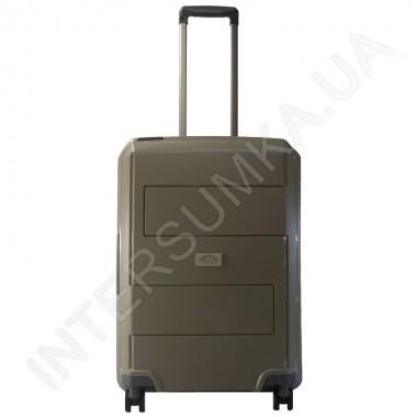 Заказать Полипропиленовый чемодан Airtex средний 226/24 бежевый (65 литров)