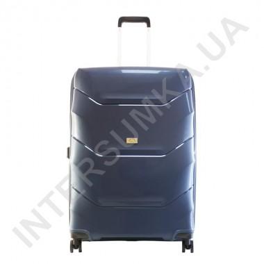 Заказать Полипропиленовый чемодан Airtex большой 234/28 темно-синий (95 литров)