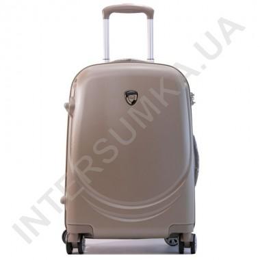 Заказать Поликарбонатный чемодан Airtex малый 902/20 цвет шампанское (золотистый) (43 литра)