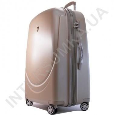 Заказать Поликарбонатный чемодан Airtex большой 902/28 цвет шампанское (110 литров)