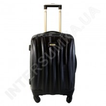 Поликарбонатный чемодан Airtex большой 909/28 черный (106 литров)