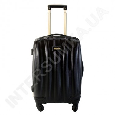 Заказать Поликарбонатный чемодан Airtex малый 909/20 черный (43 литра)