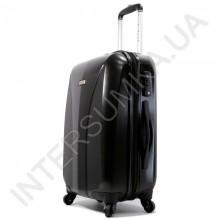 Поликарбонатный чемодан Airtex малый 940/20 черный (43 литра)