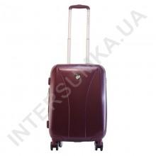 Поликарбонатный чемодан Airtex малый 940/20 бордовый (43 литра)
