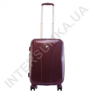 Заказать Поликарбонатный чемодан Airtex малый 940/20 бордовый (43 литра)