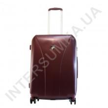 Поликарбонатный чемодан Airtex средний 940/24 бордовый (67 литров)