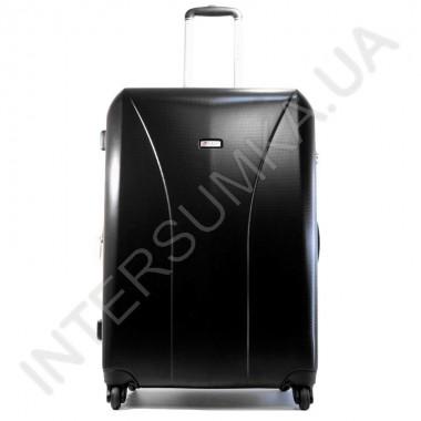 Заказать Поликарбонатный чемодан Airtex большой 940/28 черный (106 литров)