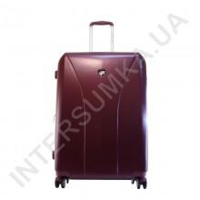 Поликарбонатный чемодан Airtex большой 940/28 бордовый (96литров)