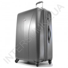 Поликарбонатный чемодан Airtex большой 940/28 серый (106 литров)