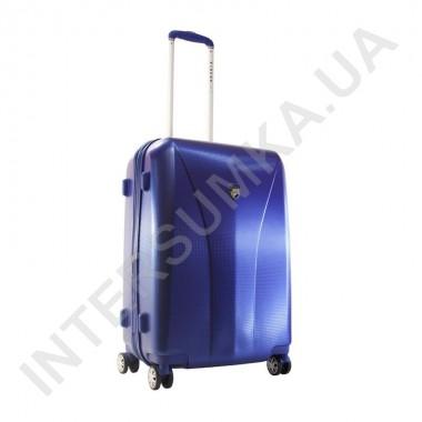 Купить Поликарбонатный чемодан Airtex средний 940/24 синий (67 литров)
