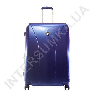 Купить Поликарбонатный чемодан Airtex большой 940/28 синий (106 литров)