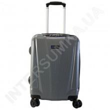 Поликарбонатный чемодан Airtex большой 955/28 серый (125.6+17 литров)