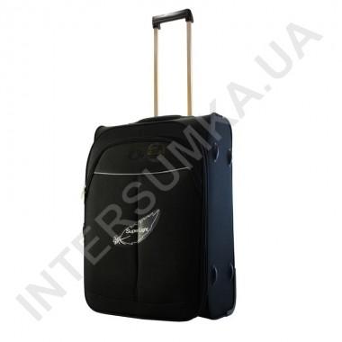 Заказать чемодан средний AIRTEX 2897/24 черный (63 литра)