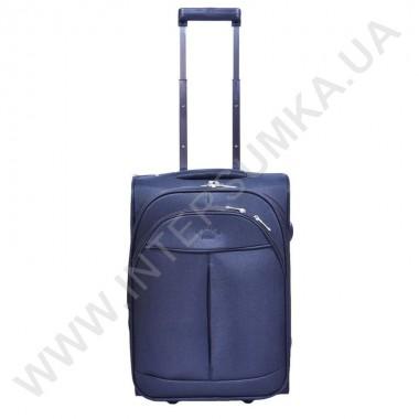 Заказать чемодан средний AIRTEX 2897/20 синий (42 литра)