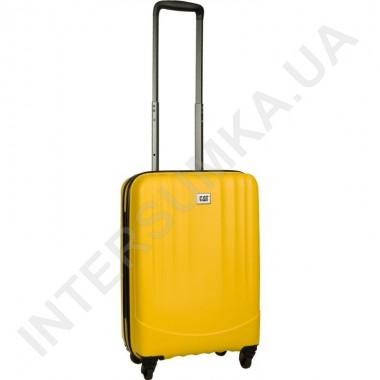 Заказать Чемодан малый CAT Turbo 83087-42 желтый (28 литров)