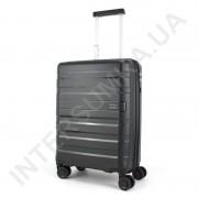 Полипропиленовый чемодан CONWOOD малый PPT002N/20 чёрный (40 литров)