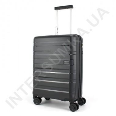 Заказать Полипропиленовый чемодан CONWOOD малый PPT002N/20 чёрный (40 литров) в Intersumka.ua