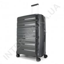 Полипропиленовый чемодан большой CONWOOD PPT002N/28 чёрный (109 литров)