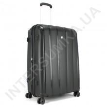 Поліпропіленова валіза велика CONWOOD PPT001/28 чорний (114 літрів)
