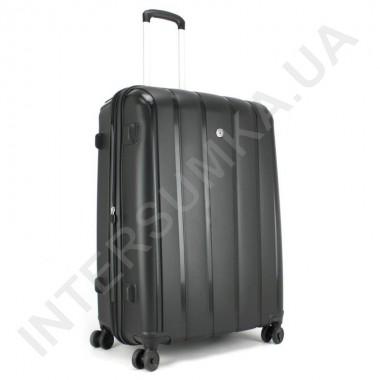 Заказать Полипропиленовый чемодан большой CONWOOD PPT001/28 черный (114 литров) в Intersumka.ua