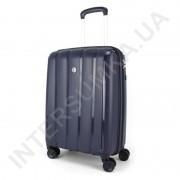 Полипропиленовый чемодан CONWOOD малый PPT001/20 синий (43 литра)