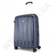 Полипропиленовый чемодан средний CONWOOD PPT001/24 синий (75 литров)