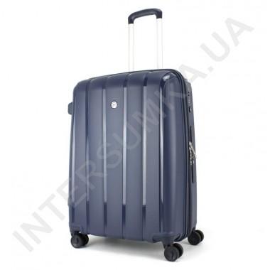 Заказать Полипропиленовый чемодан средний CONWOOD PPT001/24 синий (75 литров) в Intersumka.ua