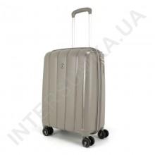 Полипропиленовый чемодан CONWOOD малый PPT001/20 кофейный (43 литра)