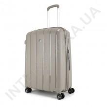 Поліпропіленова валіза середня CONWOOD PPT001/24 кавовий колір(75 літрів)