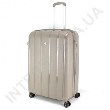 Заказать Полипропиленовый чемодан большой CONWOOD PPT001/28 кофейный (114 литров) в Intersumka.ua