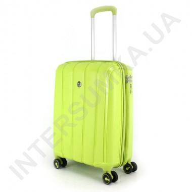 Заказать Полипропиленовый чемодан CONWOOD малый PPT001/20 лайм (43 литра) в Intersumka.ua