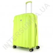 Полипропиленовый чемодан большой CONWOOD PPT001/28 лайм (114 литров)